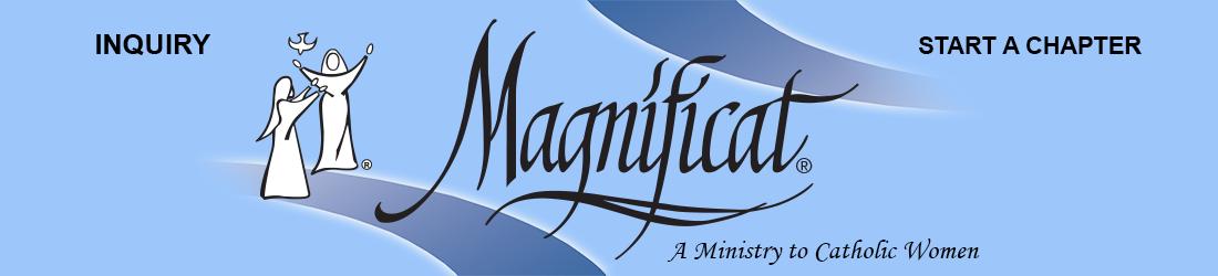 Magnificat Ministry | Inquiry