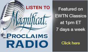 Click here to go to our Proclaims Radio webpage